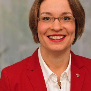 Europabeauftragte Dr. Jlja-Kristin Seewald