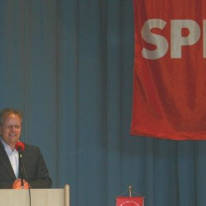 neuer UB Vorsitzender 20-8-2011 Dr. Stephan Wetzel