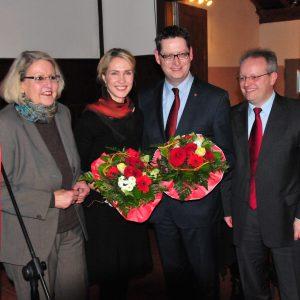 Jahresempfang 2013 auf der Saalburg