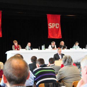 SPD UB HTK Jahreshauptversammlung