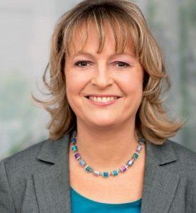 Landtagskandidatin Elke Barth